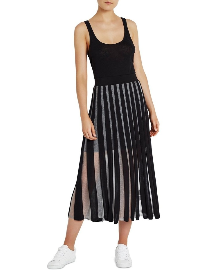 The Fade Out Knit Skirt image 1