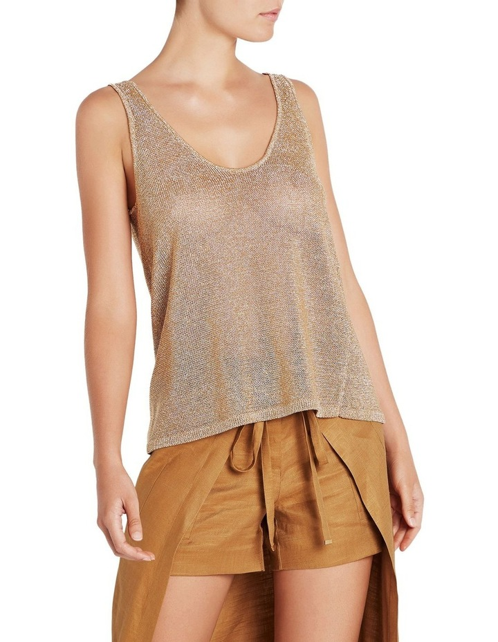Shimmer And Shine Knit Tank image 1