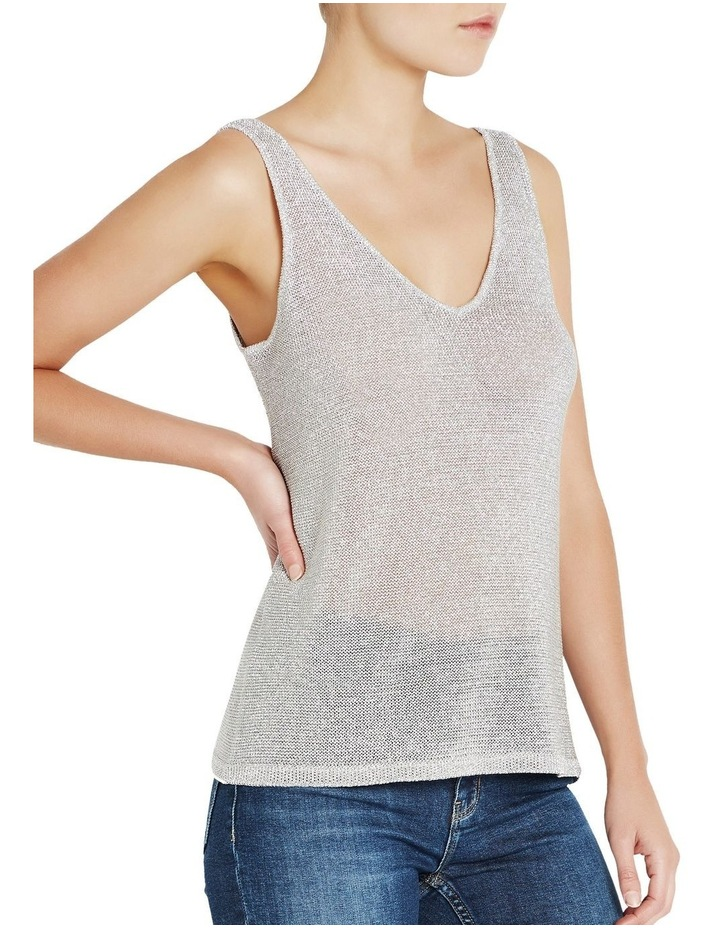 Shimmer And Shine Knit Tank image 2