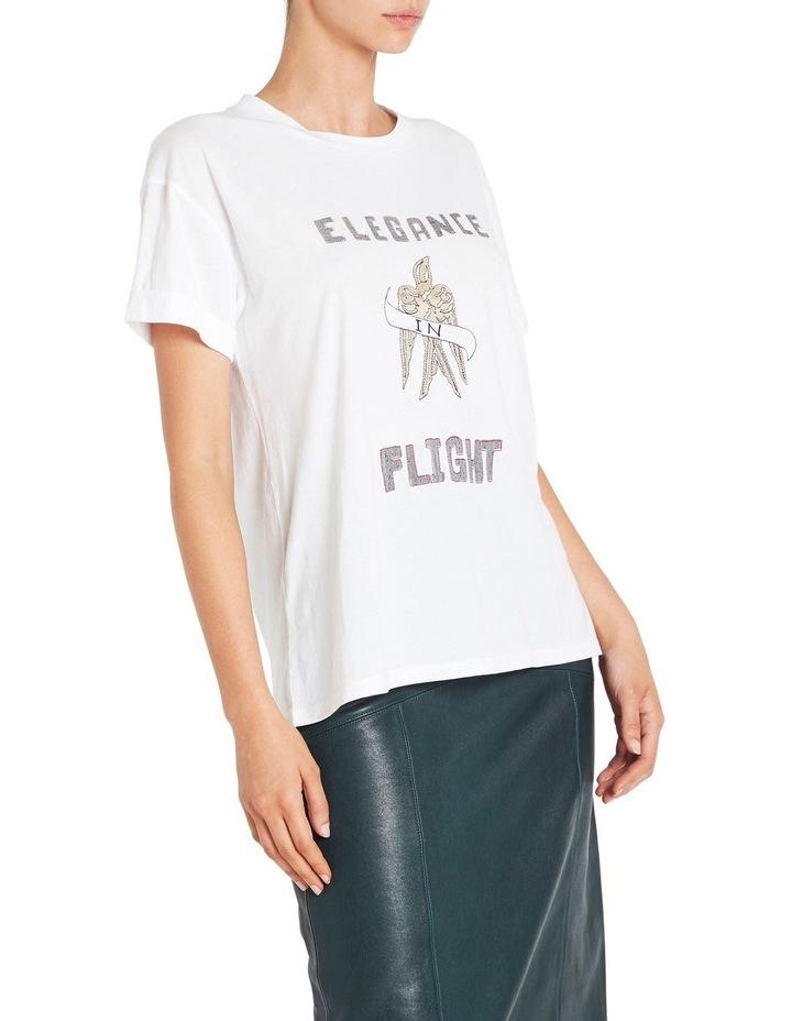 Elegance In Flight Tee image 3