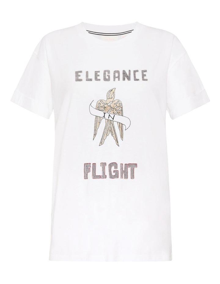 Elegance In Flight Tee image 5