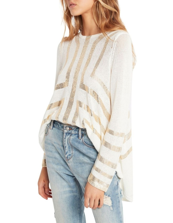 The Silk Road Knit Top image 3
