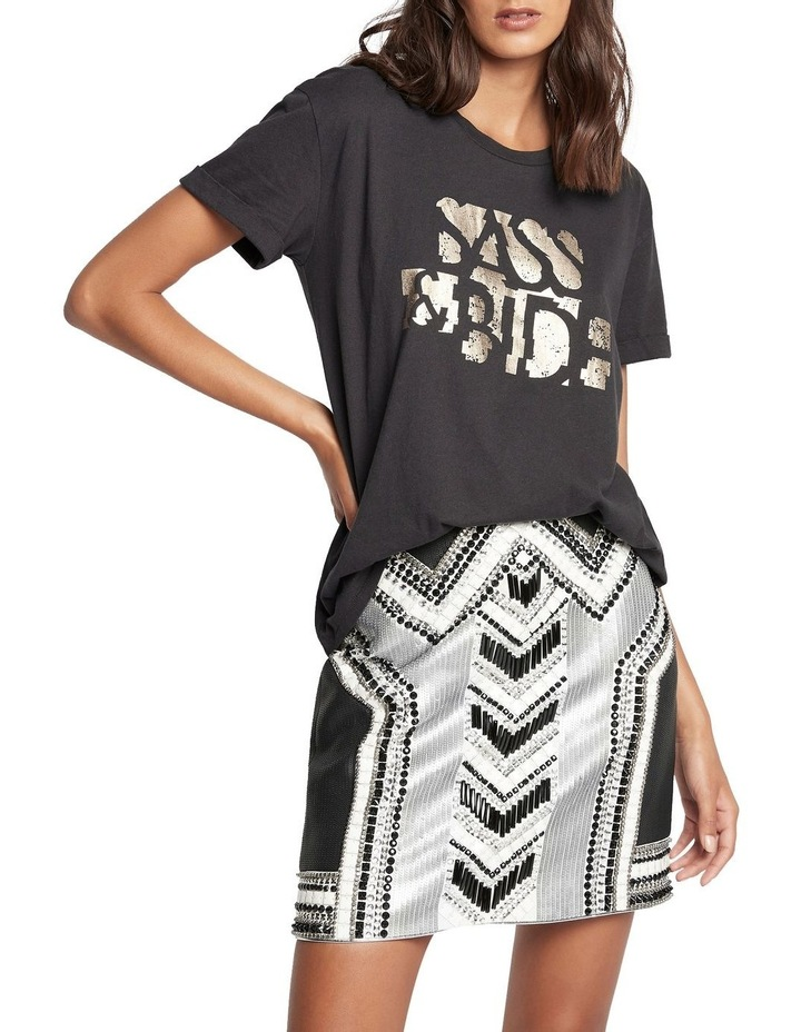 Horizon Lines Skirt image 1