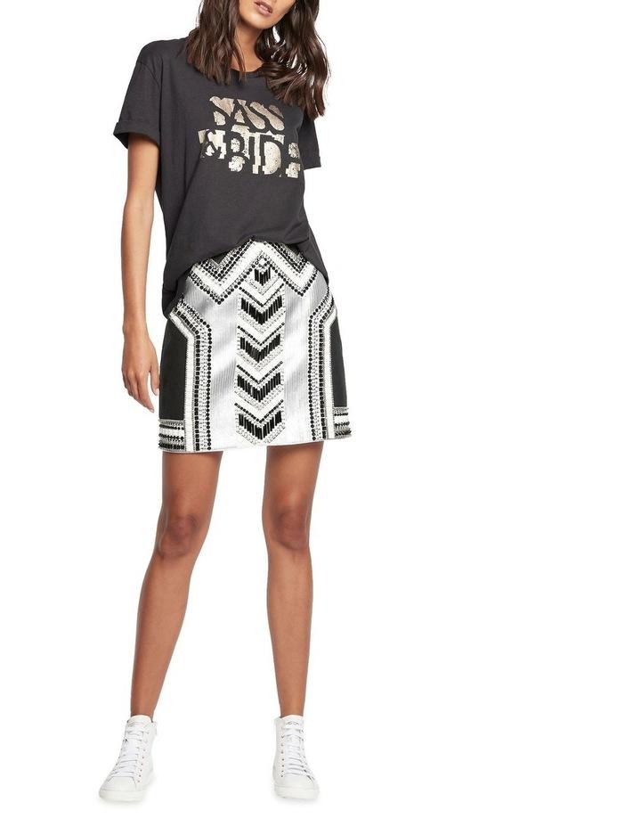Horizon Lines Skirt image 2