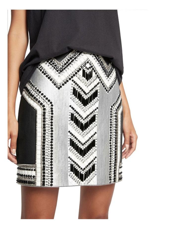 Horizon Lines Skirt image 3