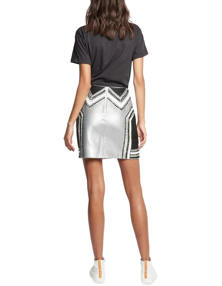 Horizon Lines Skirt image 4