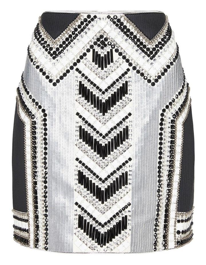 Horizon Lines Skirt image 5