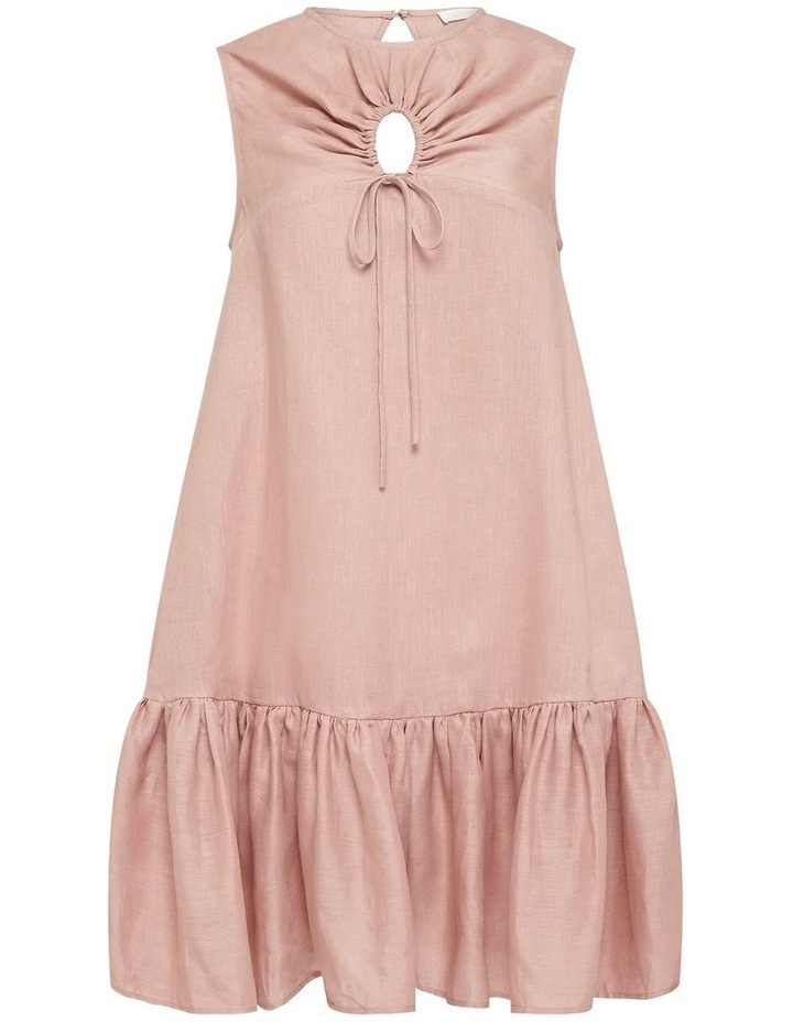 Never Said Goodbye Mini Dress image 6
