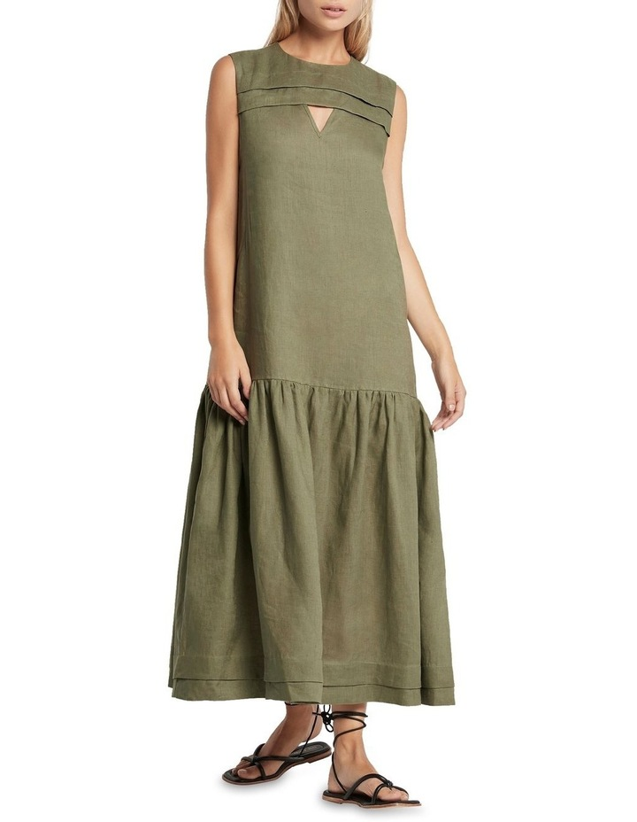 Never Said Goodbye Midi Dress image 1