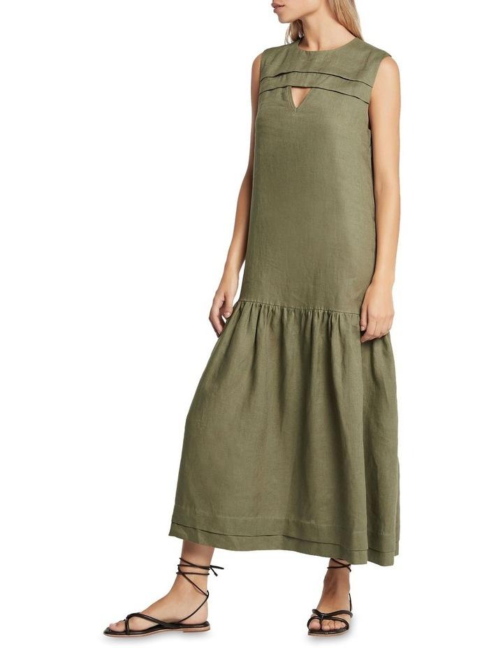 Never Said Goodbye Midi Dress image 2