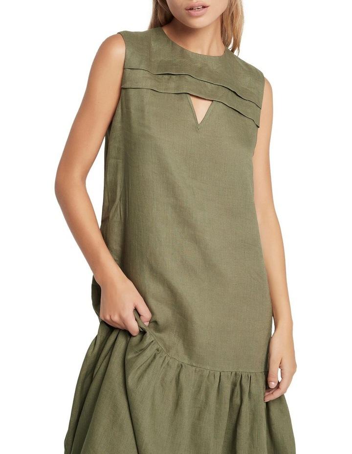 Never Said Goodbye Midi Dress image 3