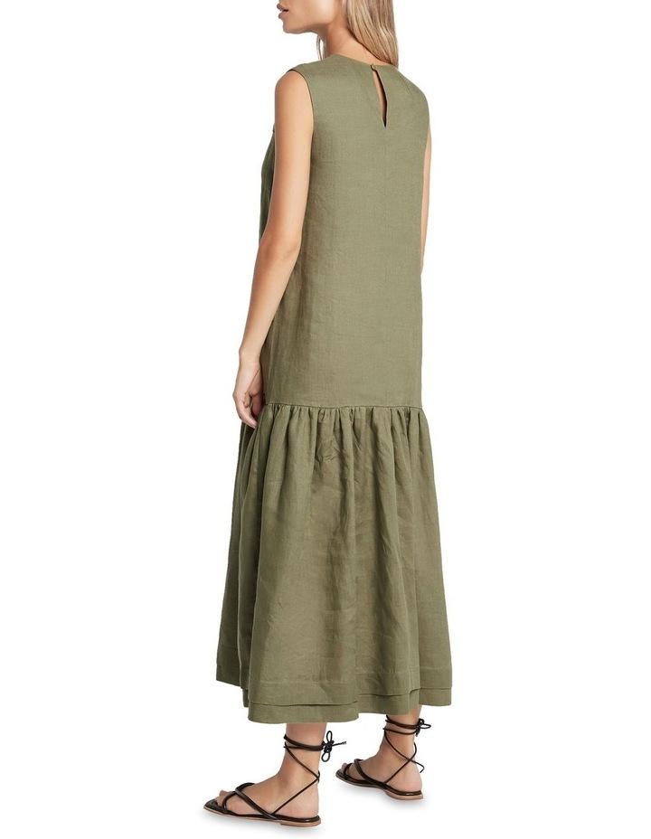 Never Said Goodbye Midi Dress image 4