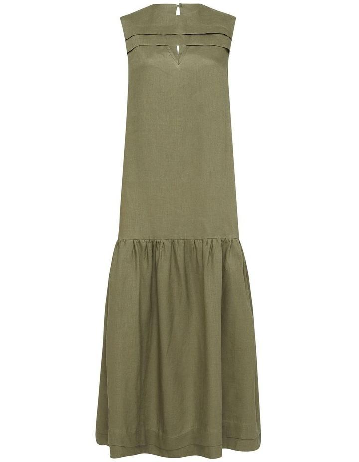 Never Said Goodbye Midi Dress image 5
