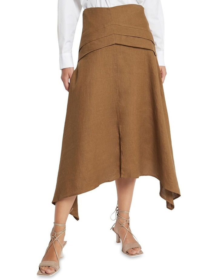 Night Long Midi Skirt image 3