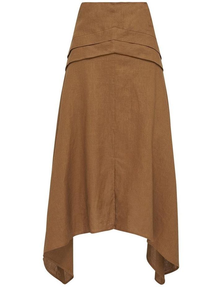 Night Long Midi Skirt image 7