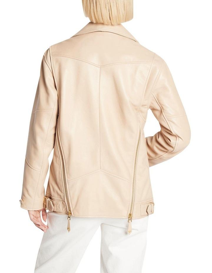 Hear Me Roar Biker Jacket image 4