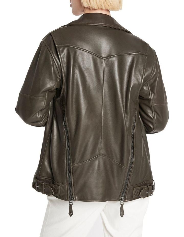 Hear Me Roar Biker Jacket image 5