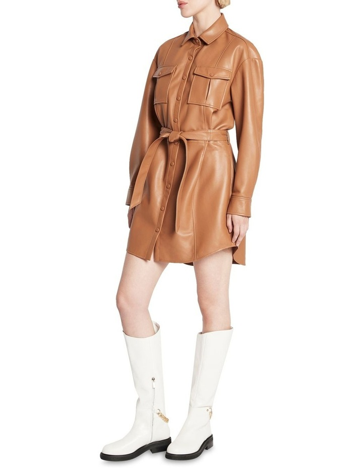 Ready Or Not Shirt Dress image 3