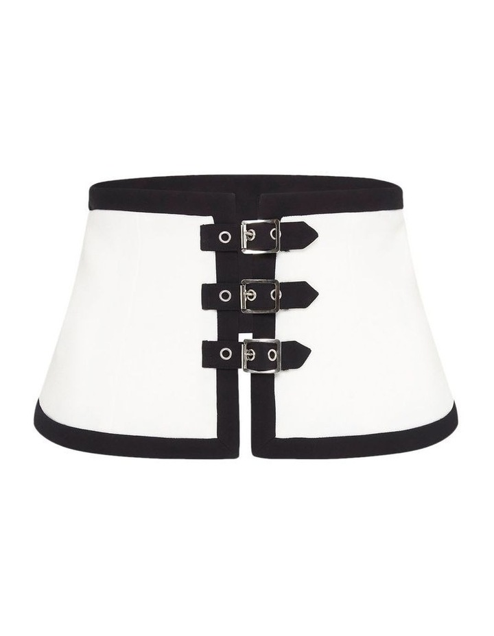 Moonbeams Ivory Corset Belt image 5