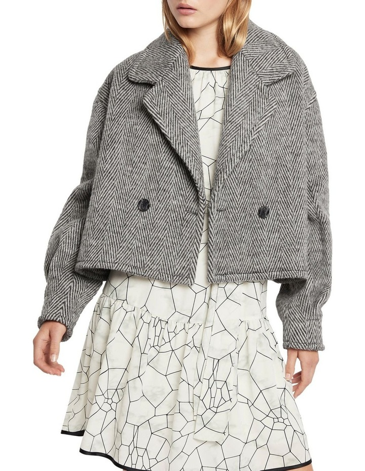 The Here And Now Cropped Coat image 1