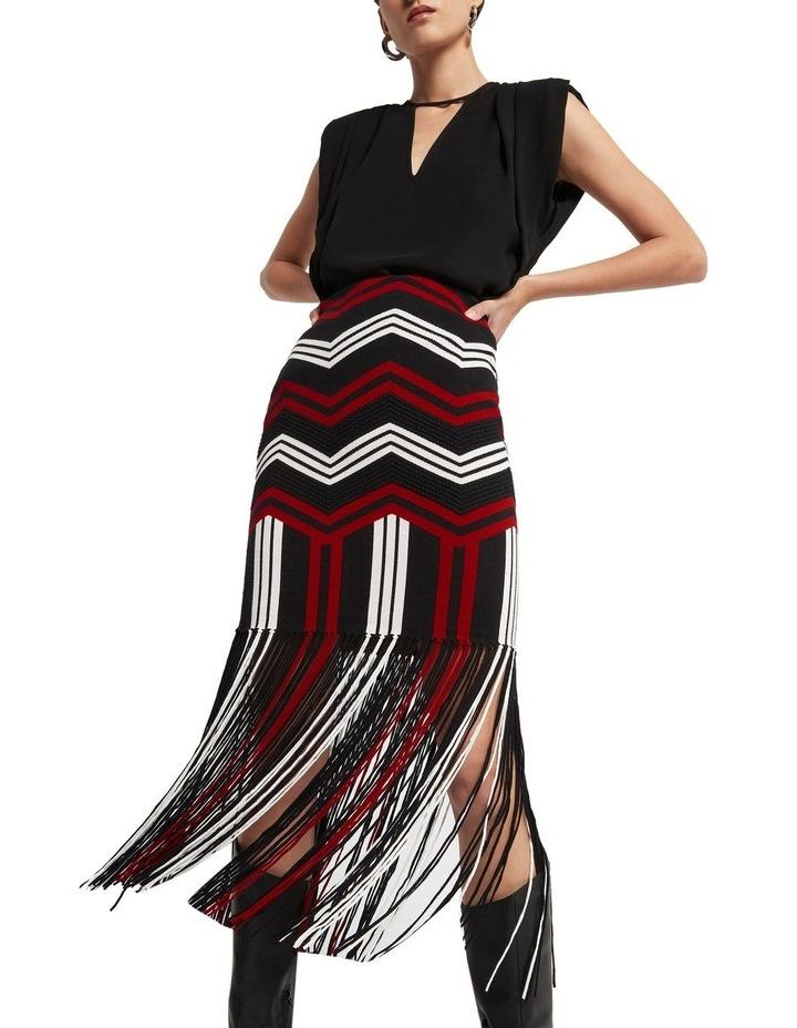 The Escape Artist Knit Skirt image 3