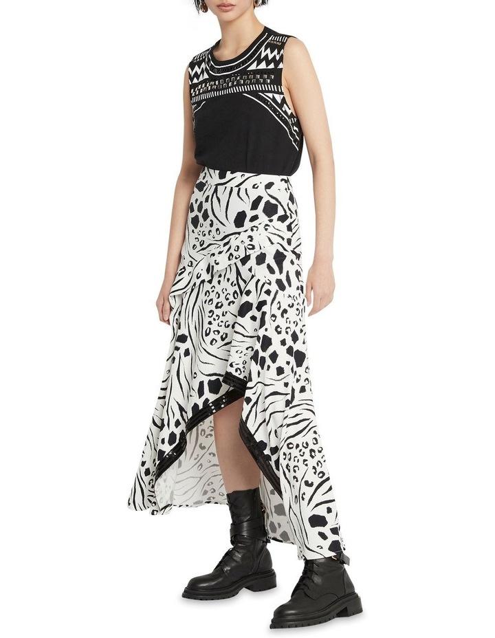 Wild Tomorrow Maxi Skirt Print image 3