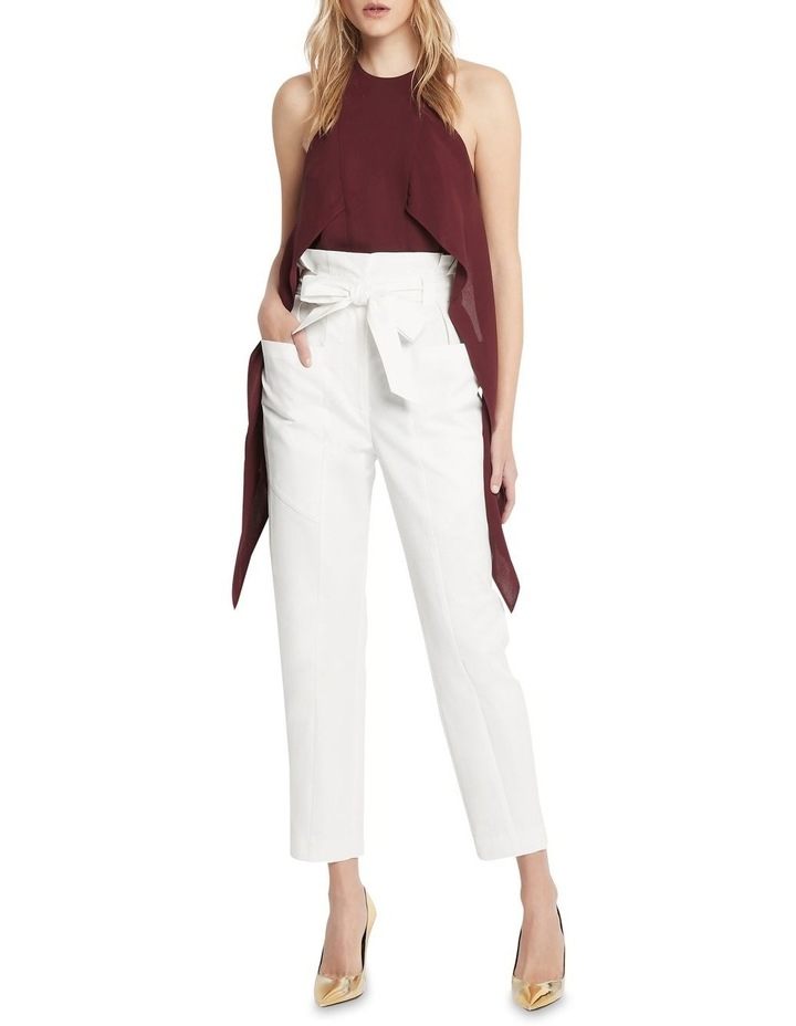 Lost In Yesterday High Waisted Pant Ivory image 1
