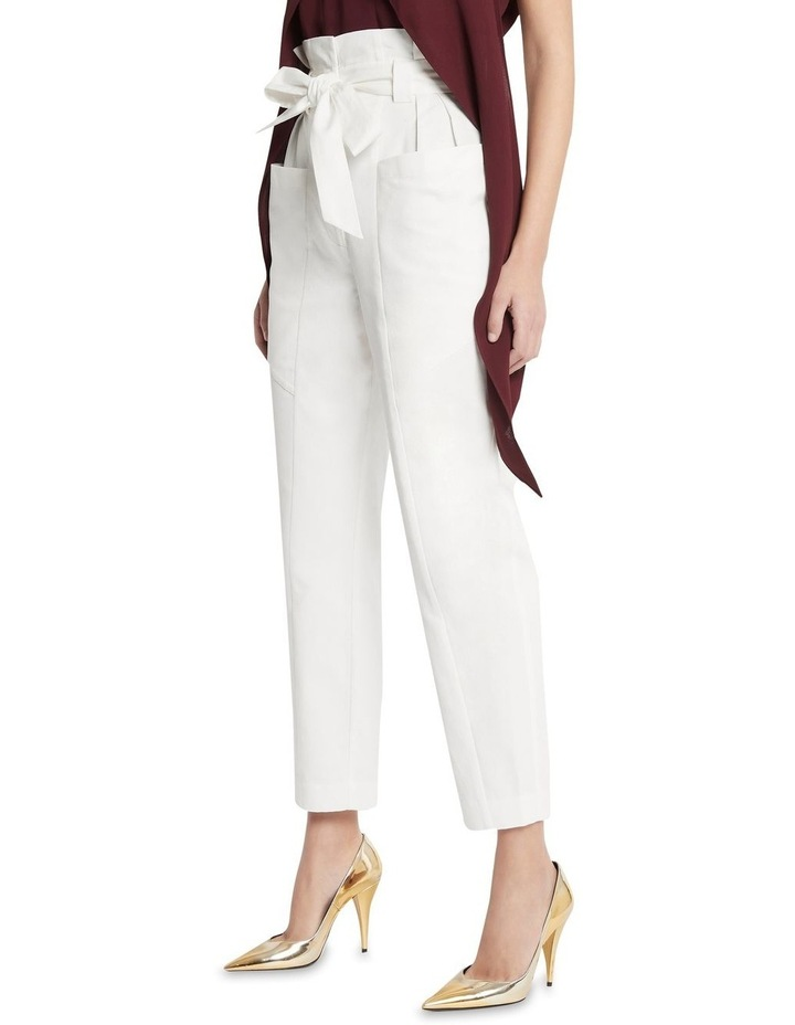 Lost In Yesterday High Waisted Pant Ivory image 3
