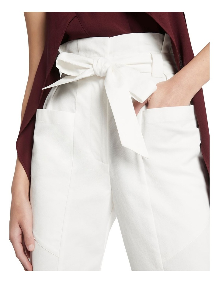 Lost In Yesterday High Waisted Pant Ivory image 4