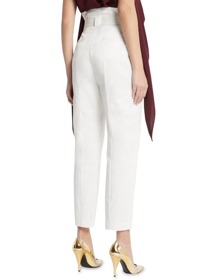 Lost In Yesterday High Waisted Pant Ivory image 5