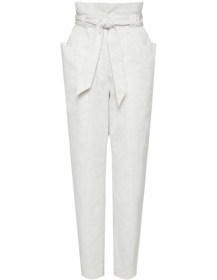 Lost In Yesterday High Waisted Pant Ivory image 6