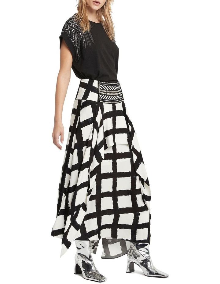 Forever Mine Maxi Skirt Print image 2