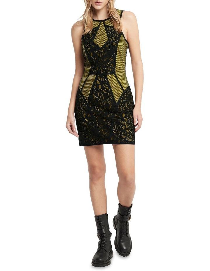 Puzzle Me This Mini Dress image 2
