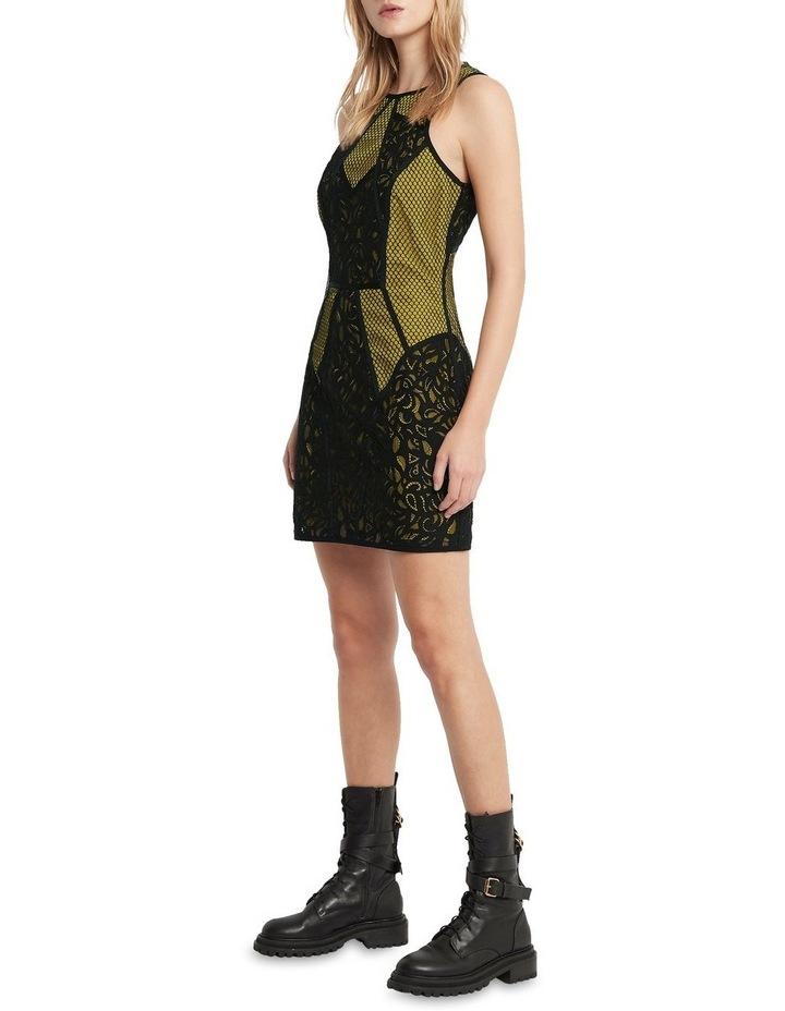 Puzzle Me This Mini Dress image 3