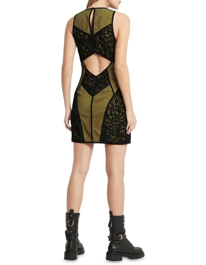 Puzzle Me This Mini Dress image 5