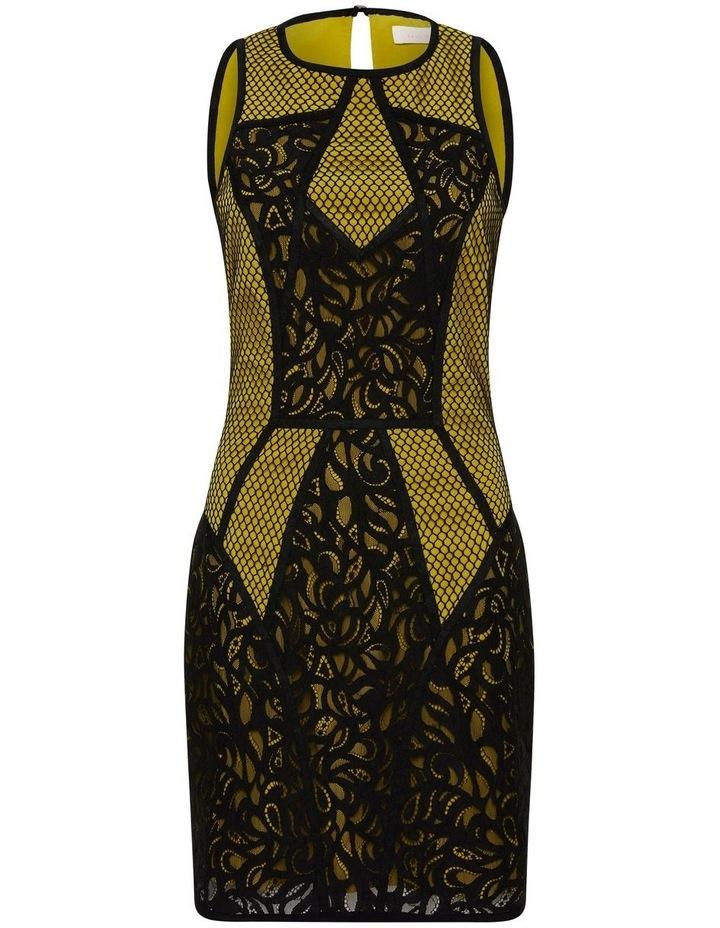 Puzzle Me This Mini Dress image 6