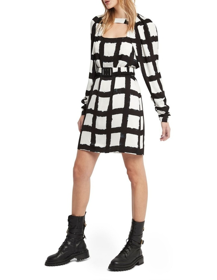 Forever Mine Mini Dress Print image 3