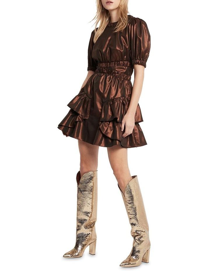 Free Falling Mini Dress image 2