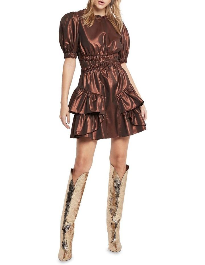 Free Falling Mini Dress image 3