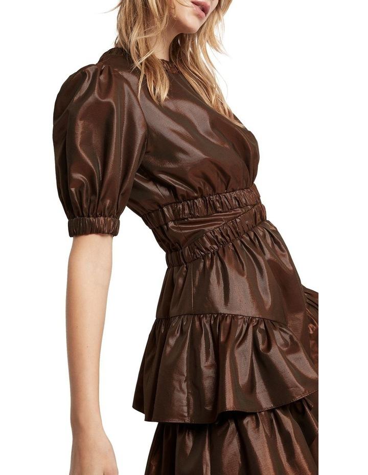 Free Falling Mini Dress image 4