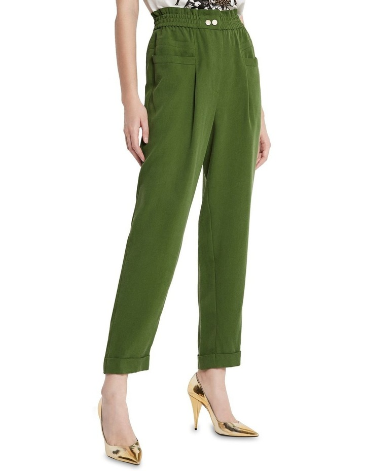 Cupid's Bow High Waisted Pant Pine image 3