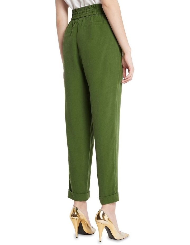 Cupid's Bow High Waisted Pant Pine image 5