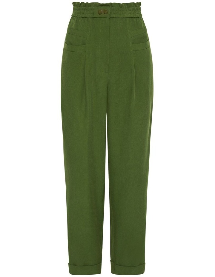 Cupid's Bow High Waisted Pant Pine image 6