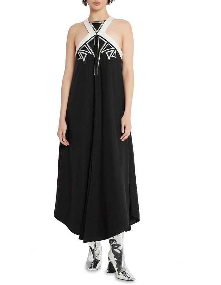 All For You Maxi Dress Black image 1