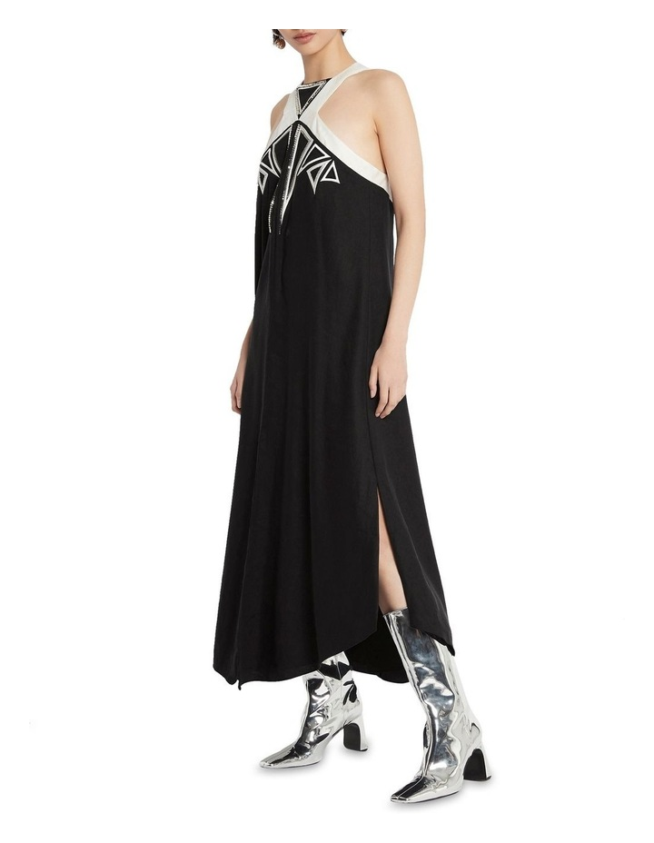 All For You Maxi Dress Black image 2