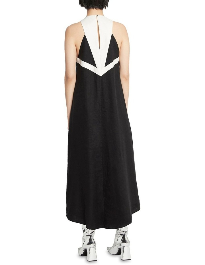 All For You Maxi Dress Black image 4