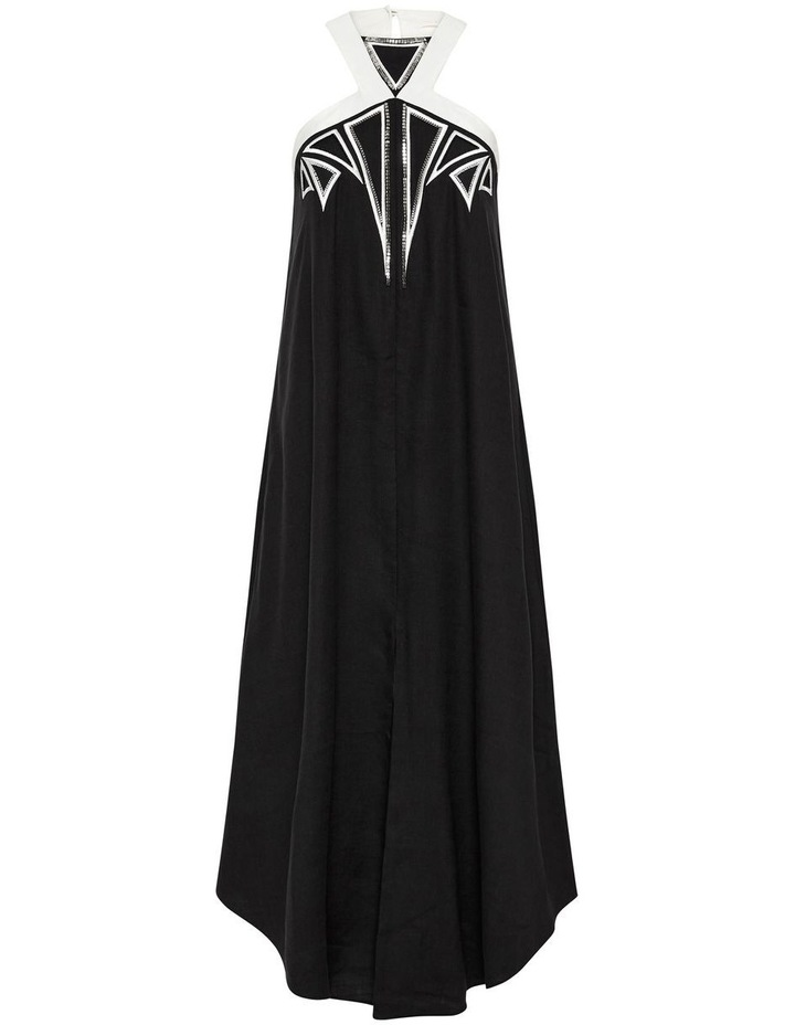All For You Maxi Dress Black image 5
