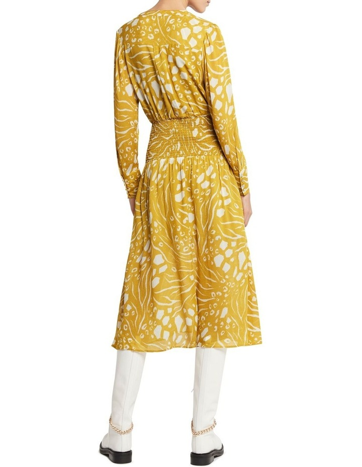 Another Lover Midi Dress Print image 4