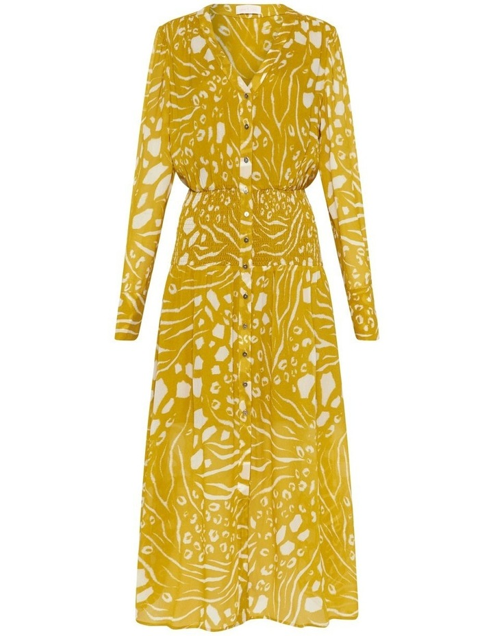 Another Lover Midi Dress Print image 5