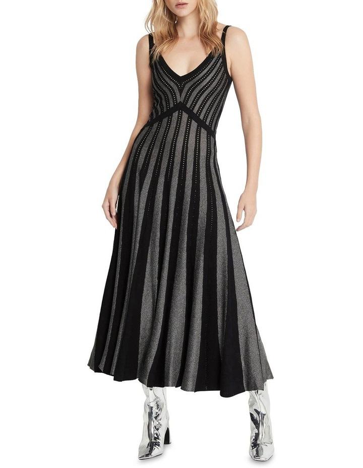 Endless Dance Knit Dress Black image 1
